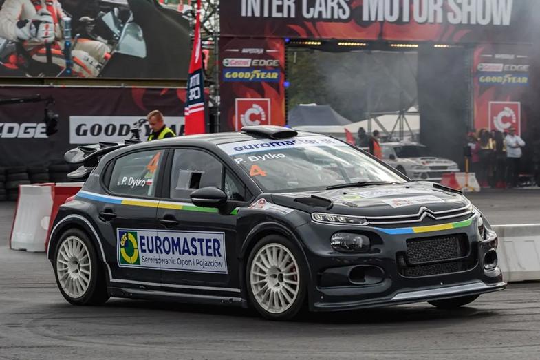 Citroen C3 WRC PROTO