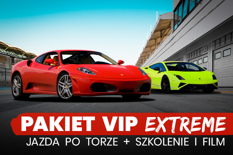 Pakiet VIP Extreme