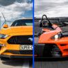 Ford Mustang vs KTM X-BOW