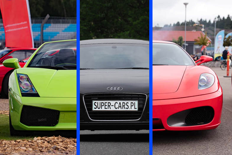 Lamborghini Gallardo vs Audi R8 vs Ferrari F430